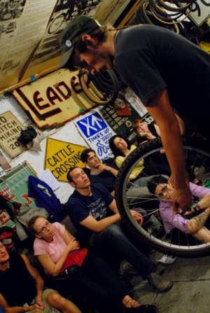 Time's Up! Tues Bike Repair Workshop: Wheels and Spokes
