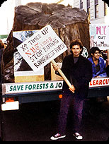 Stop buying rainforest paper.